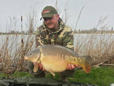 carp, Merrington Carp Fishery